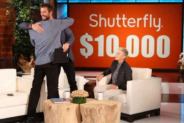 Chris-Hemsworth-on-Ellen