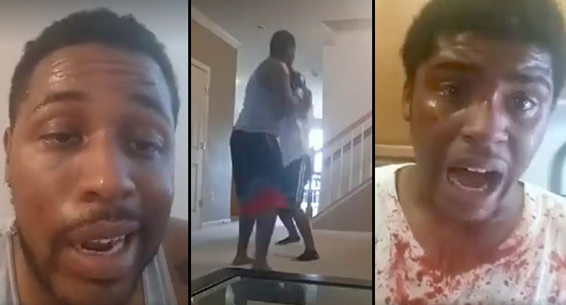 Dad Goes To Extremes On Facebook Live To Teach Son Lesson FaceThumb 16