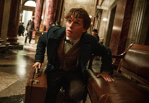 Fantastic Beasts Is A Delightful Introduction To The U.S. Wizarding World Fantastic beasts featured