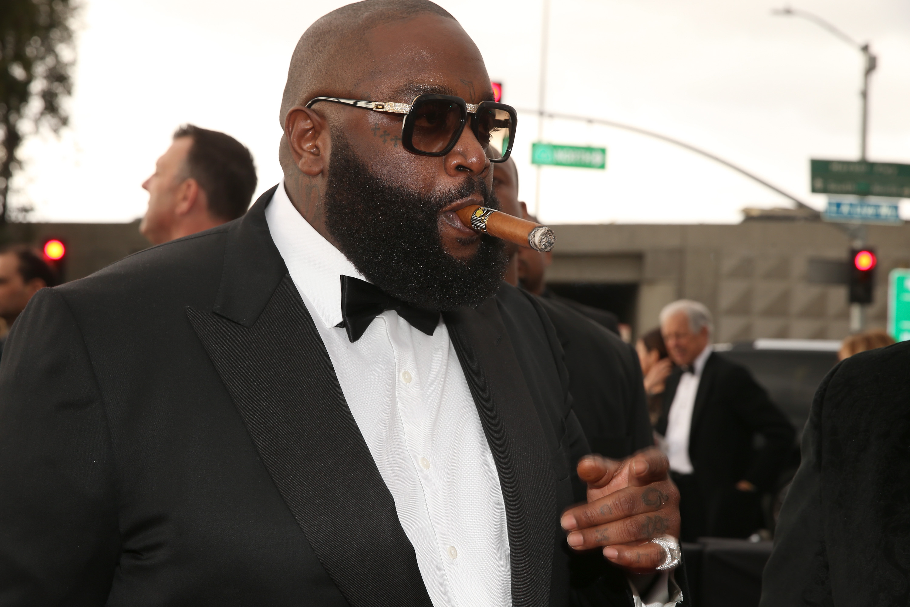 Rick Ross Suffers Very Embarrassing Moment At White House GettyImages 161394001 1