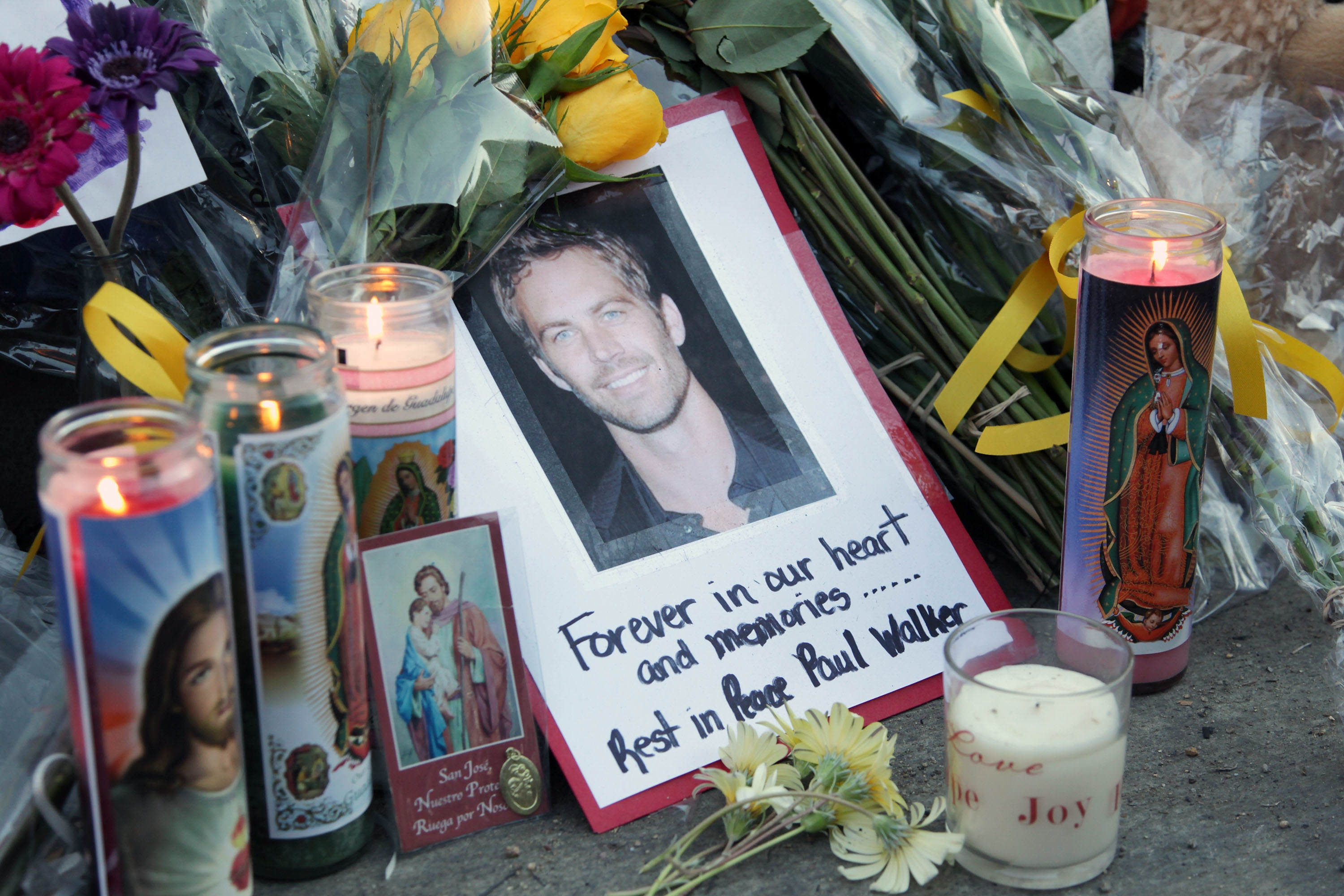 Verdict On Whether Porsche Responsible For Paul Walkers Death Is In GettyImages 452948767