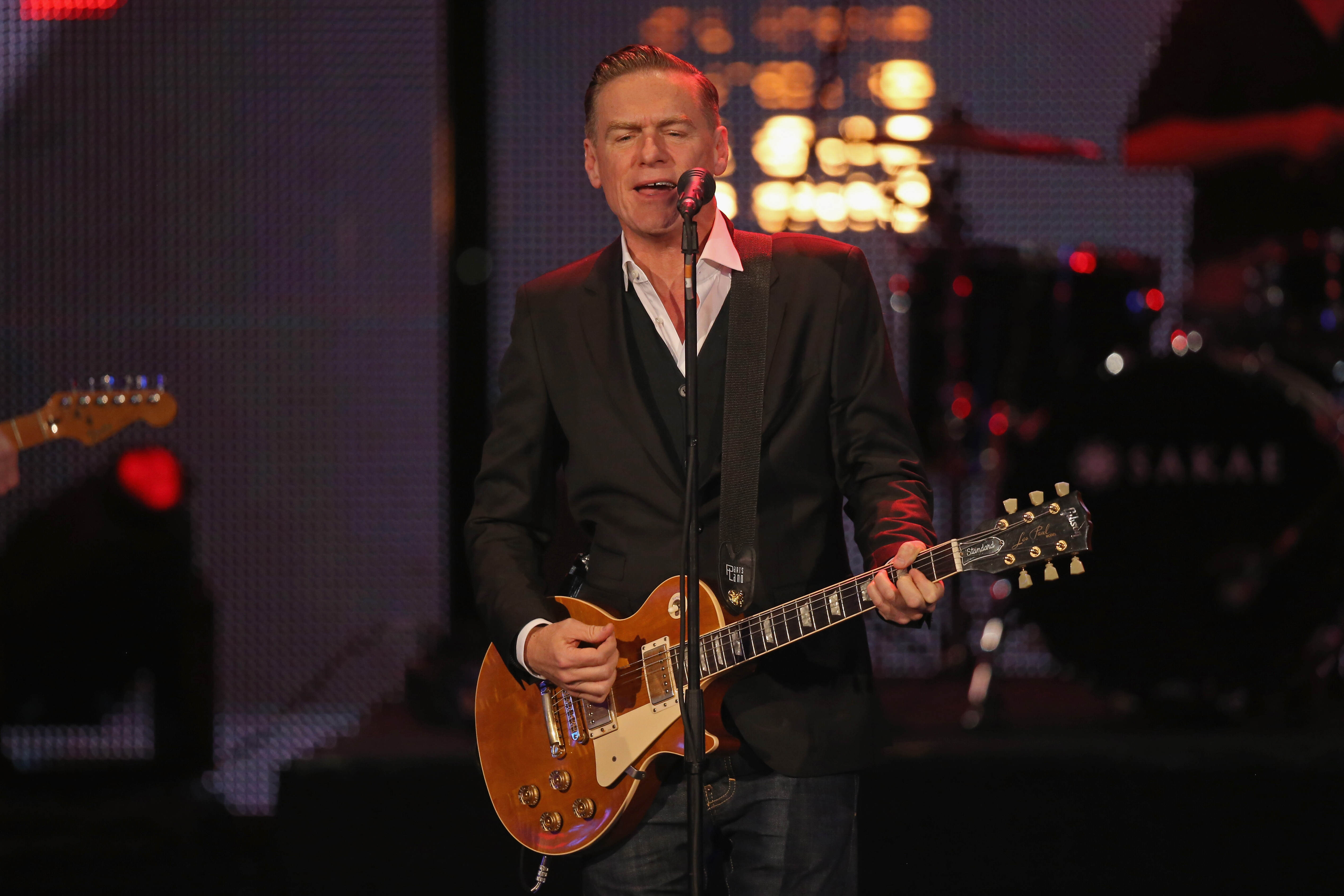 Bryan Adams Follows Bruce Springsteen In Cancelling Gig Over Anti LGBT Law GettyImages 495867260