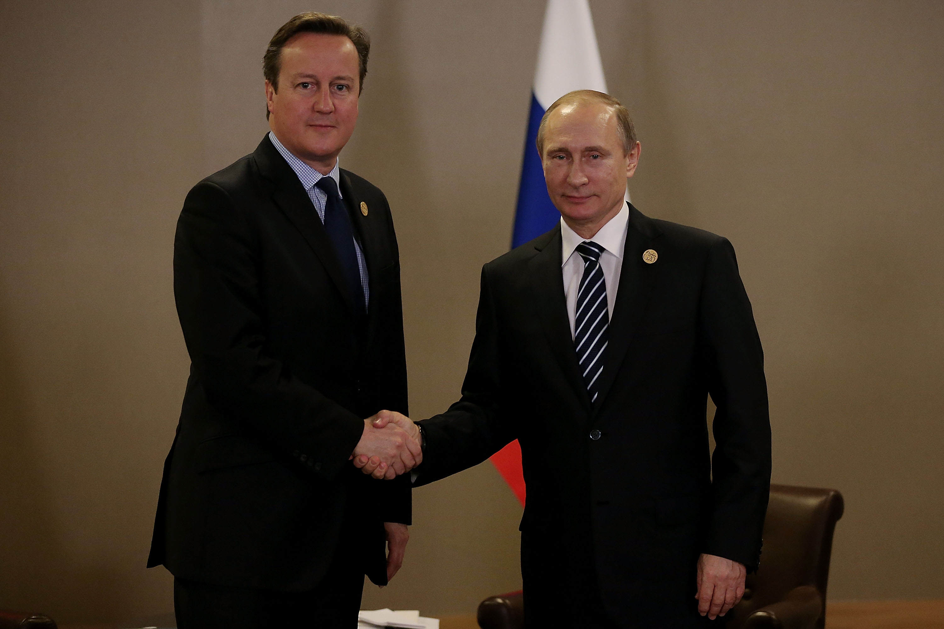 Did Vladimir Putin And Russia Leak The Panama Papers? GettyImages 497359282