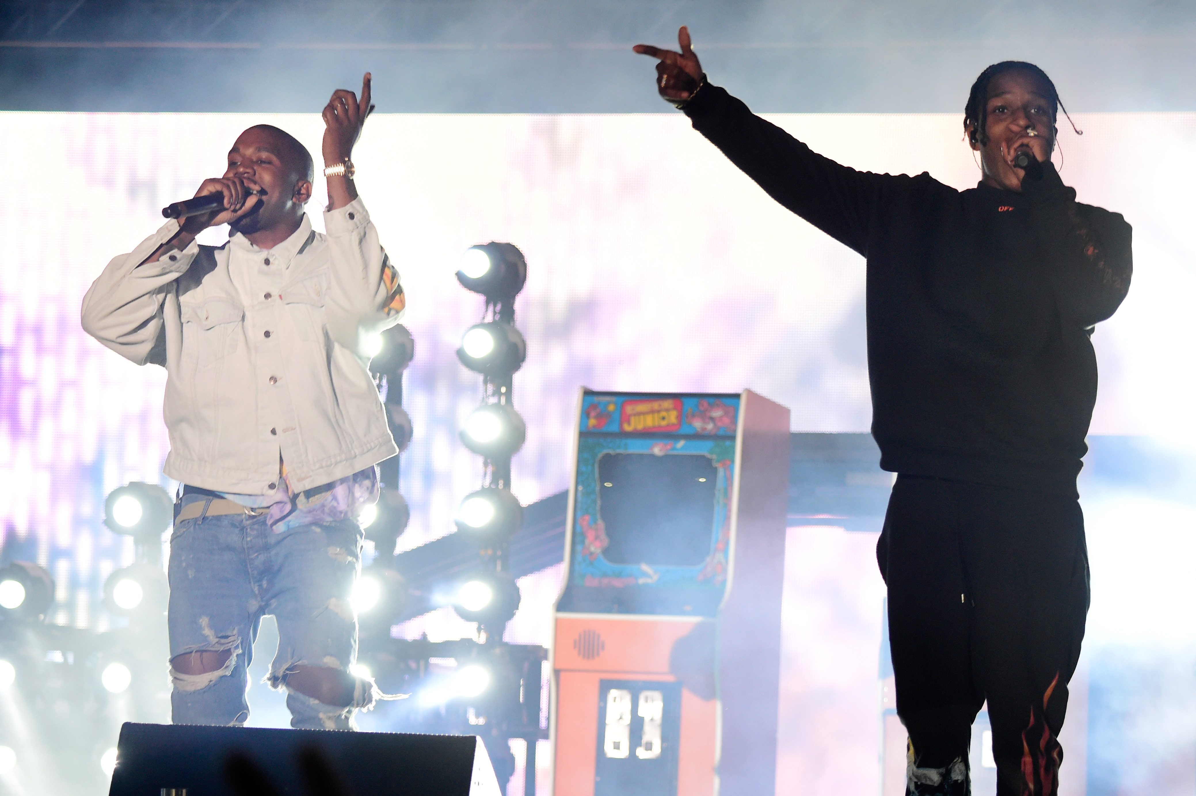 Kanye West Had Another Embarrassing Moment At Coachella GettyImages 521484588