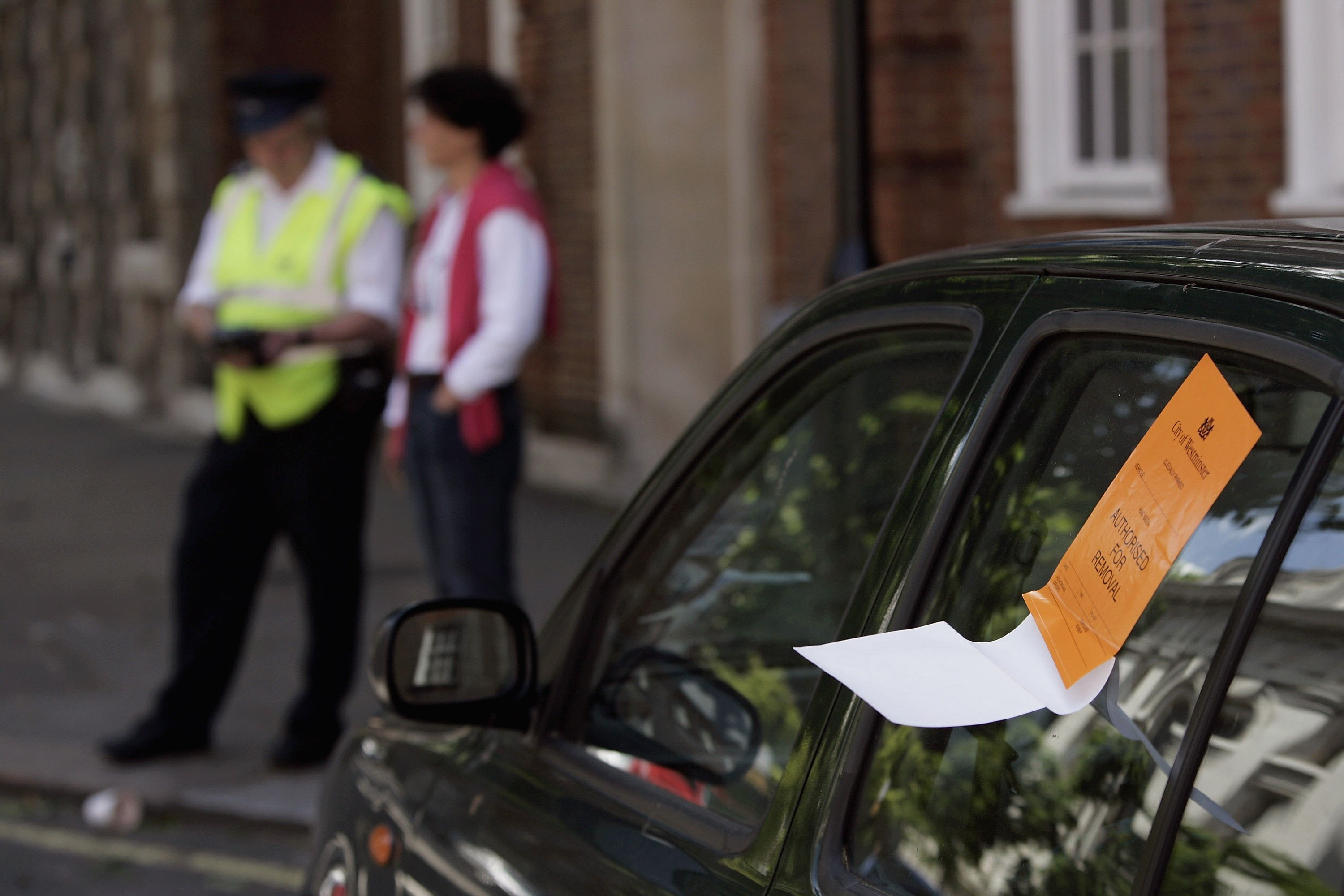 Heres A Warning For Anyone Who Parks Their Car On Pavement GettyImages 71268141