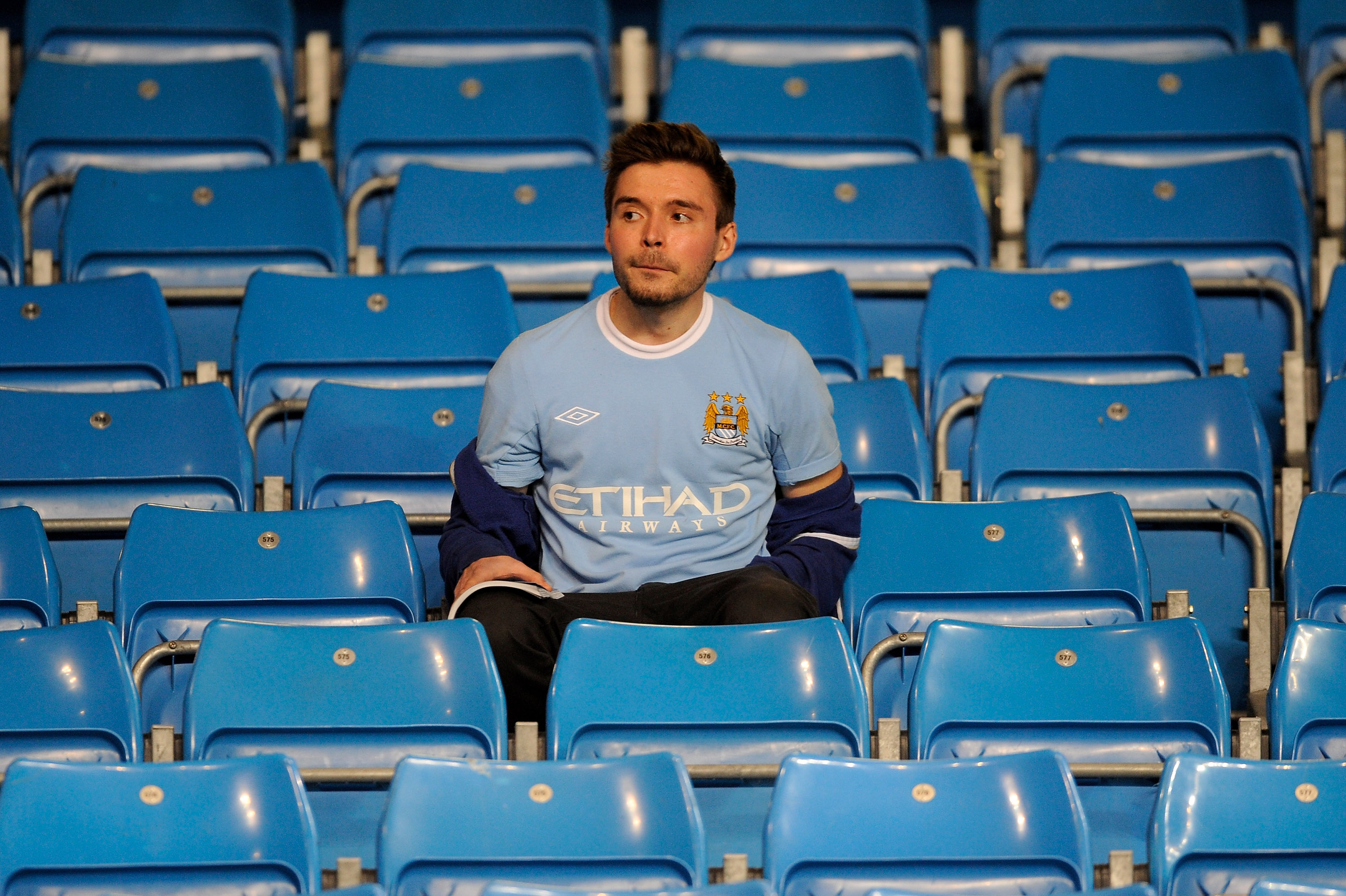 Up The Blues, A Non Fans Guide To Talking Football GettyImages 98869978