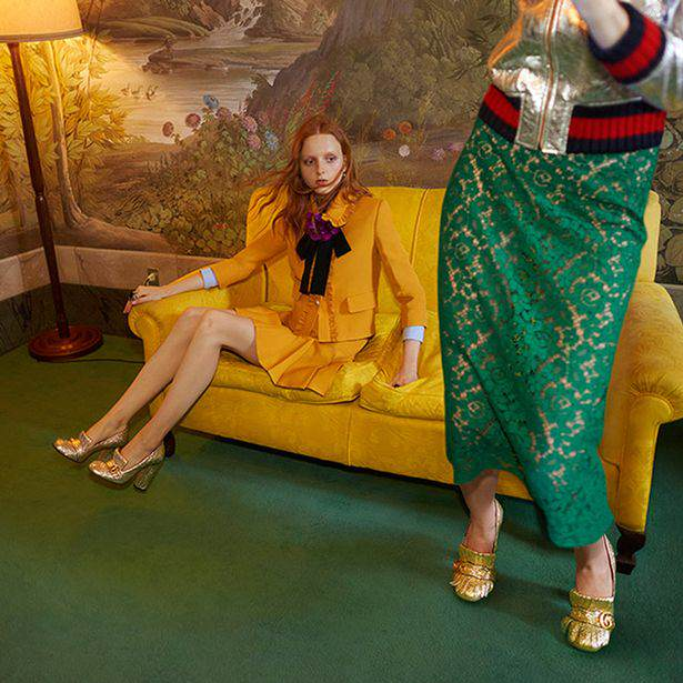 This Gucci Advert Was Banned For Obvious Reasons Gucci