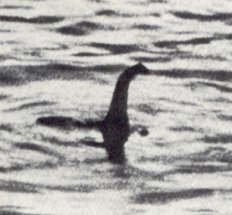 Legendary Loch Ness Monster Model Found At The Bottom Of Lake Hoaxed photo of the Loch Ness monster