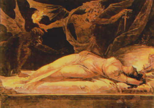 Having Trouble Sleeping? You Could Try These Bizarre Medieval Rituals Incubus