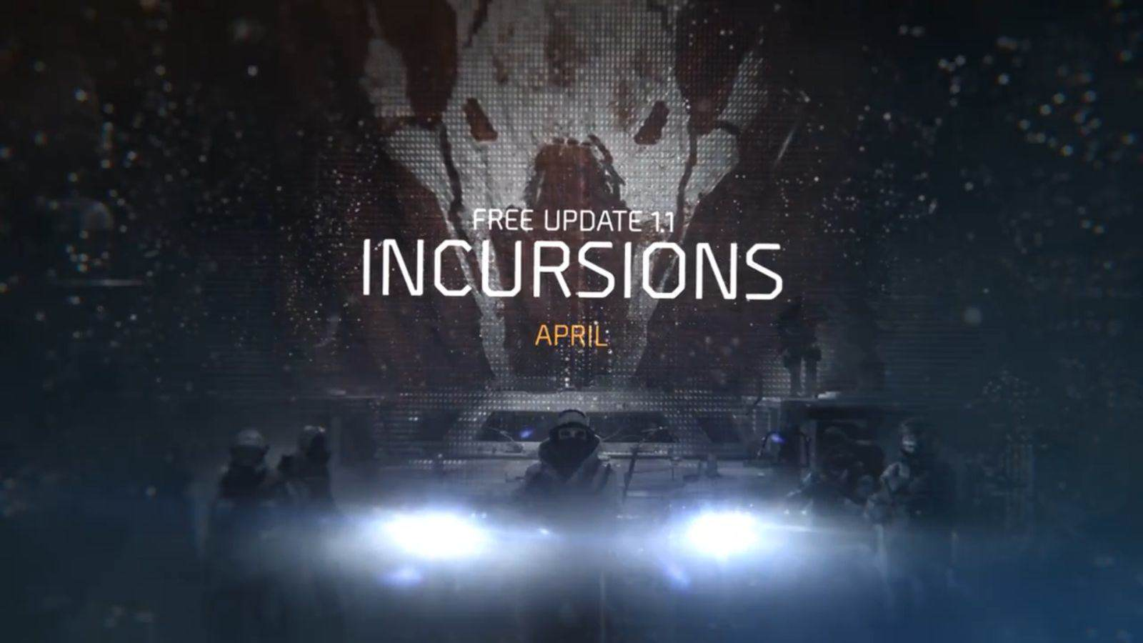 Tons Of New Stuff Coming To The Divisions Endgame Incursions