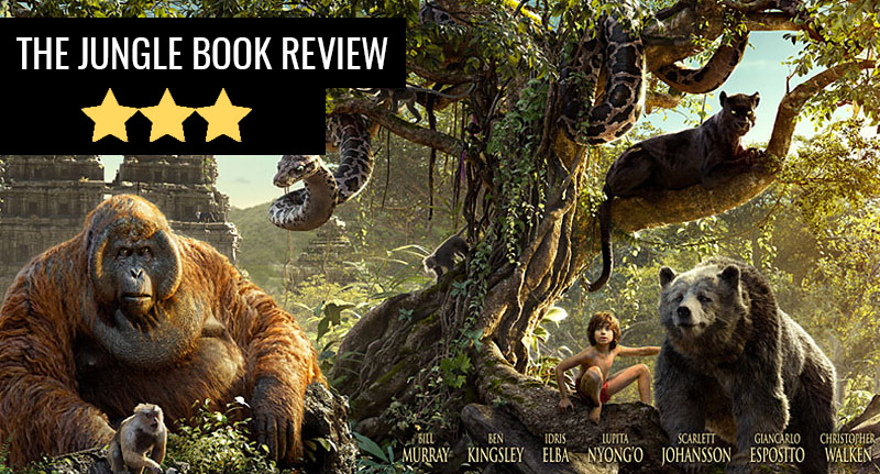 The Jungle Book Is A Gorgeous And Exciting Watch, But Weve Seen It Before Jungle Book Thumb 1