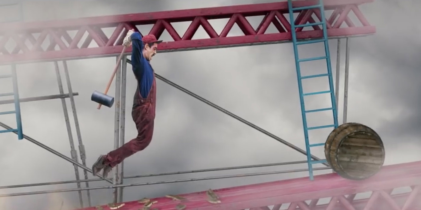 Fan Makes Awesome Live Action Short Inspired By Original Donkey Kong Live Action Donkey Kong