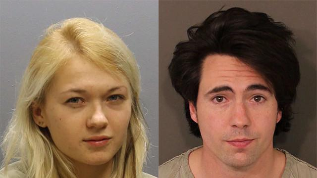 Theres A Worrying Trend Of Teens Committing Crimes For Internet Fame Marina Lonina and Raymond Gates Credit Franklin County Sheriffs Office