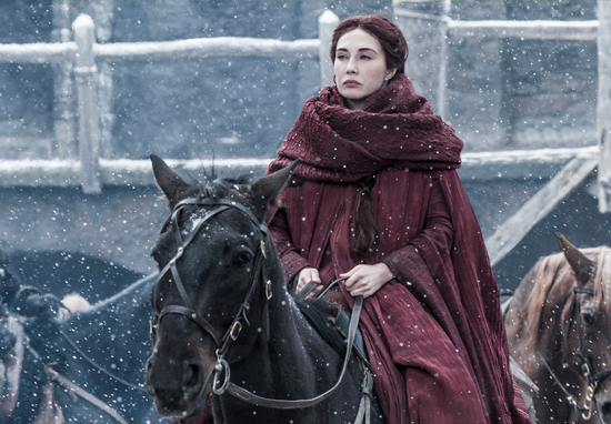 Twitter Catches Fire After Melisandre's Game Of Thrones Reveal Melisandre 03 up