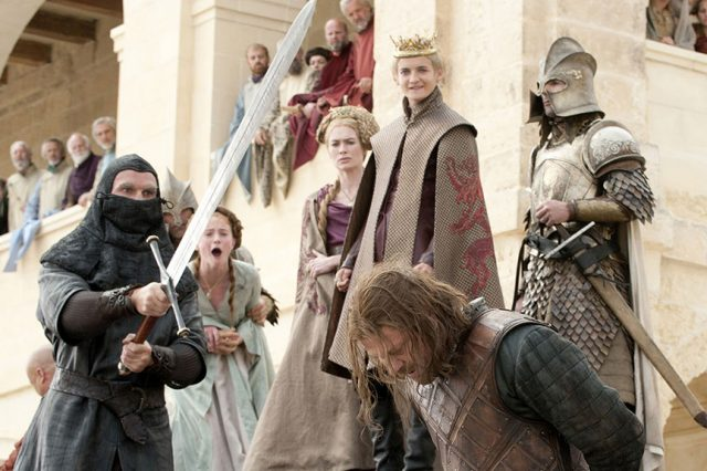 Meet The Politicians Whose Careers Mirror Game Of Thrones Characters Neds execution 640x426