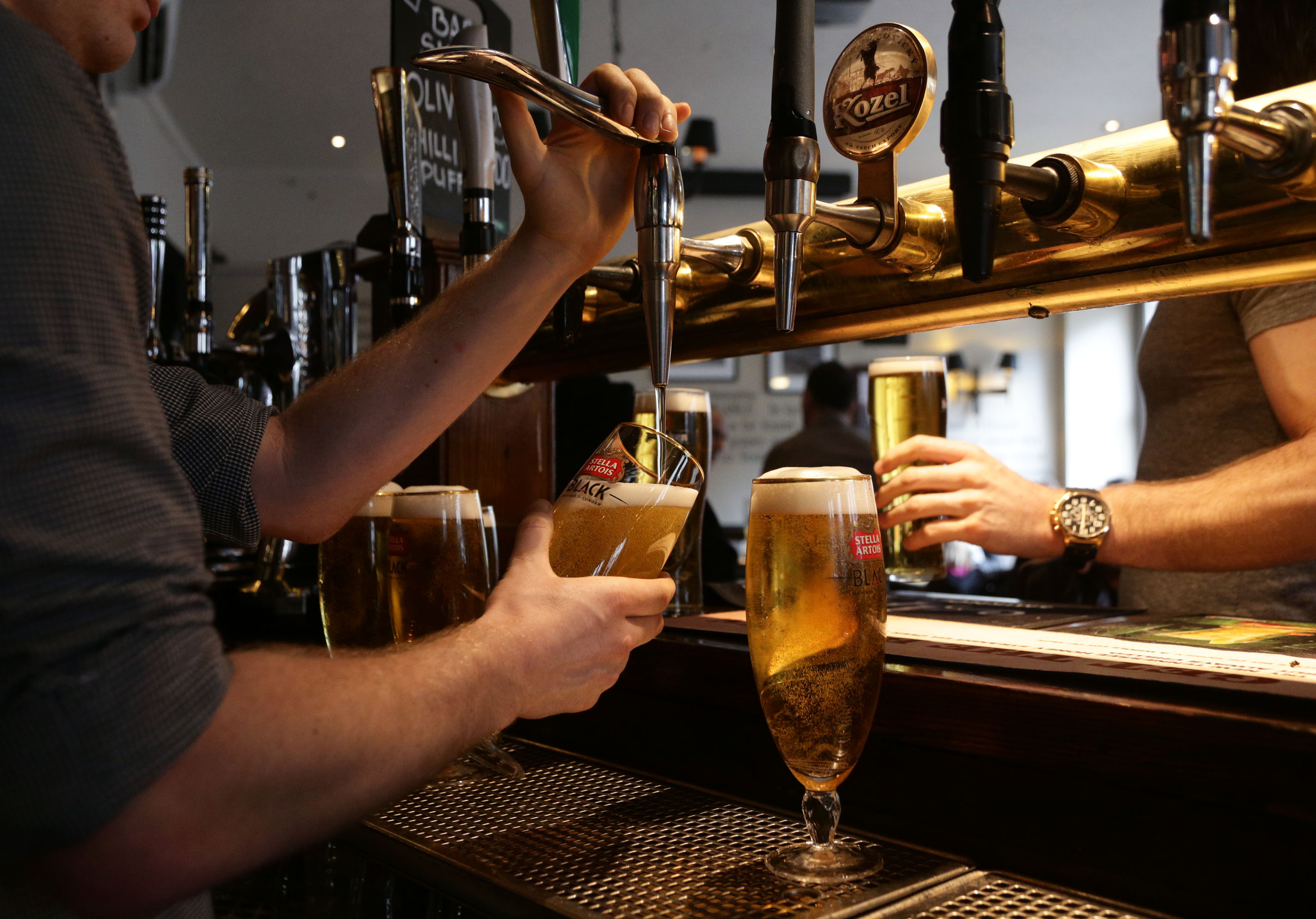 Drinking Beer Can Help You Lose Weight, According To Science PA 19629901