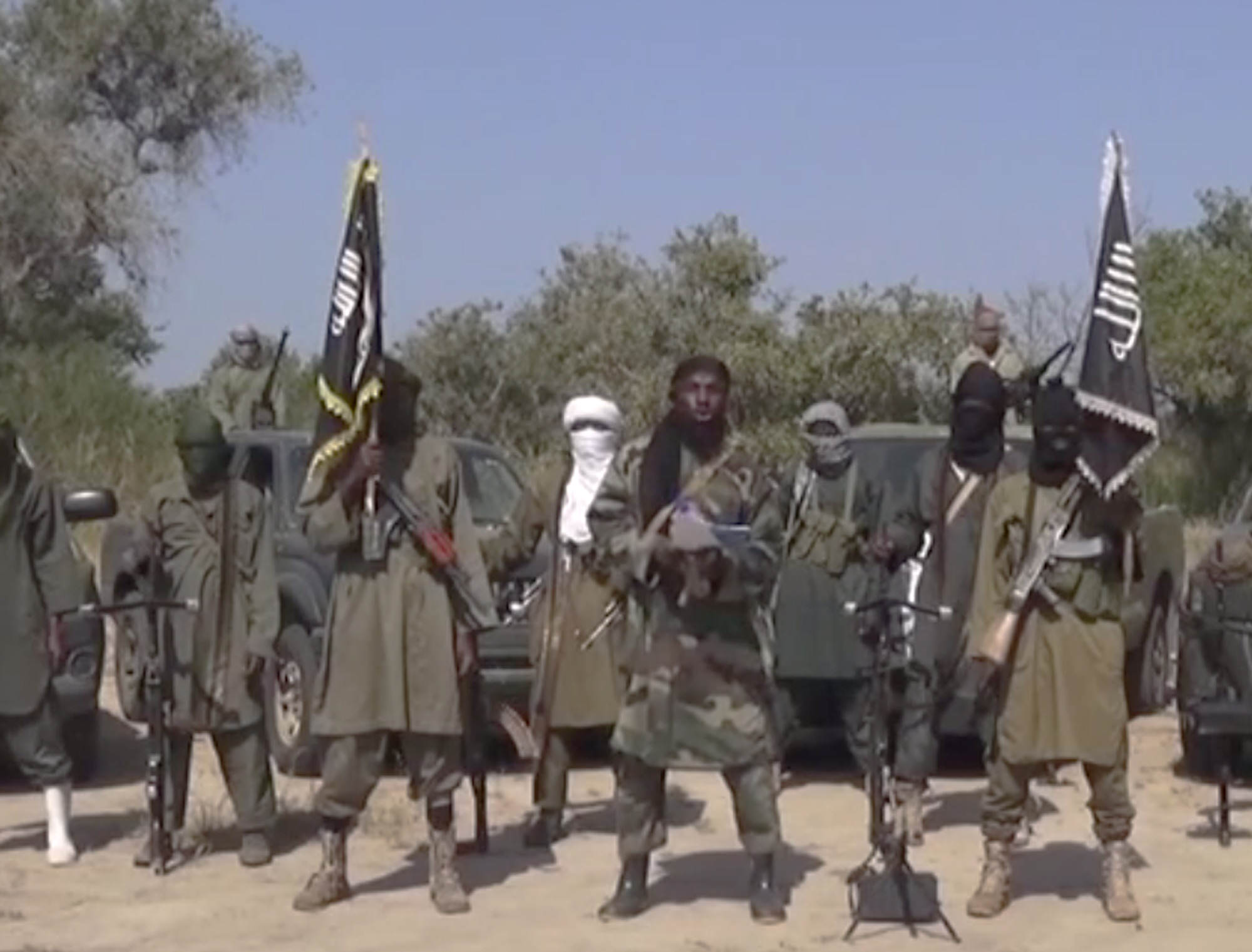 Boko Haram Use Children In One Fifth Of All Suicide Attacks, Report Says PA 22139934