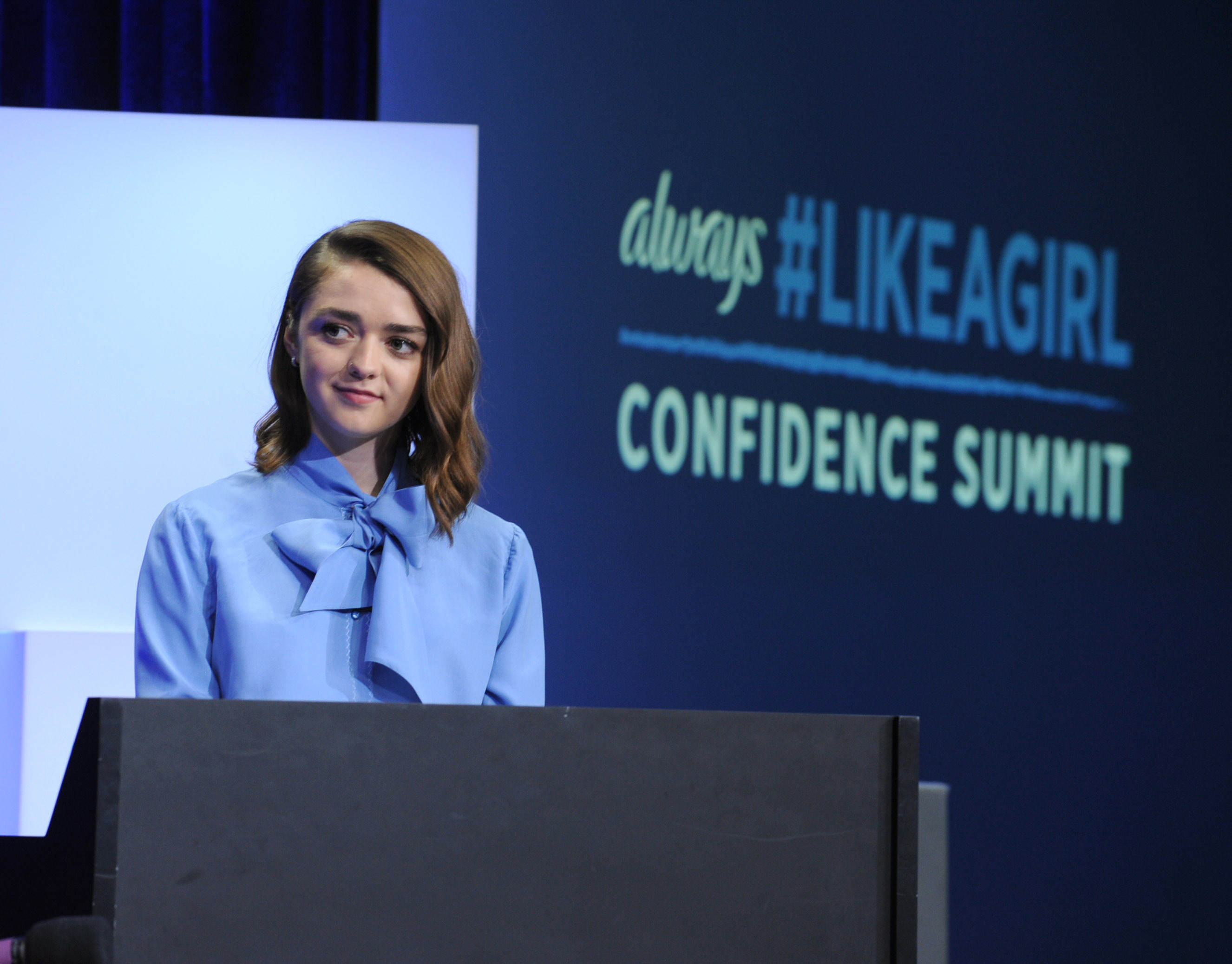 GoT's Maisie Williams Explains Why We Should Stop Using The Word Feminist PA 23496472