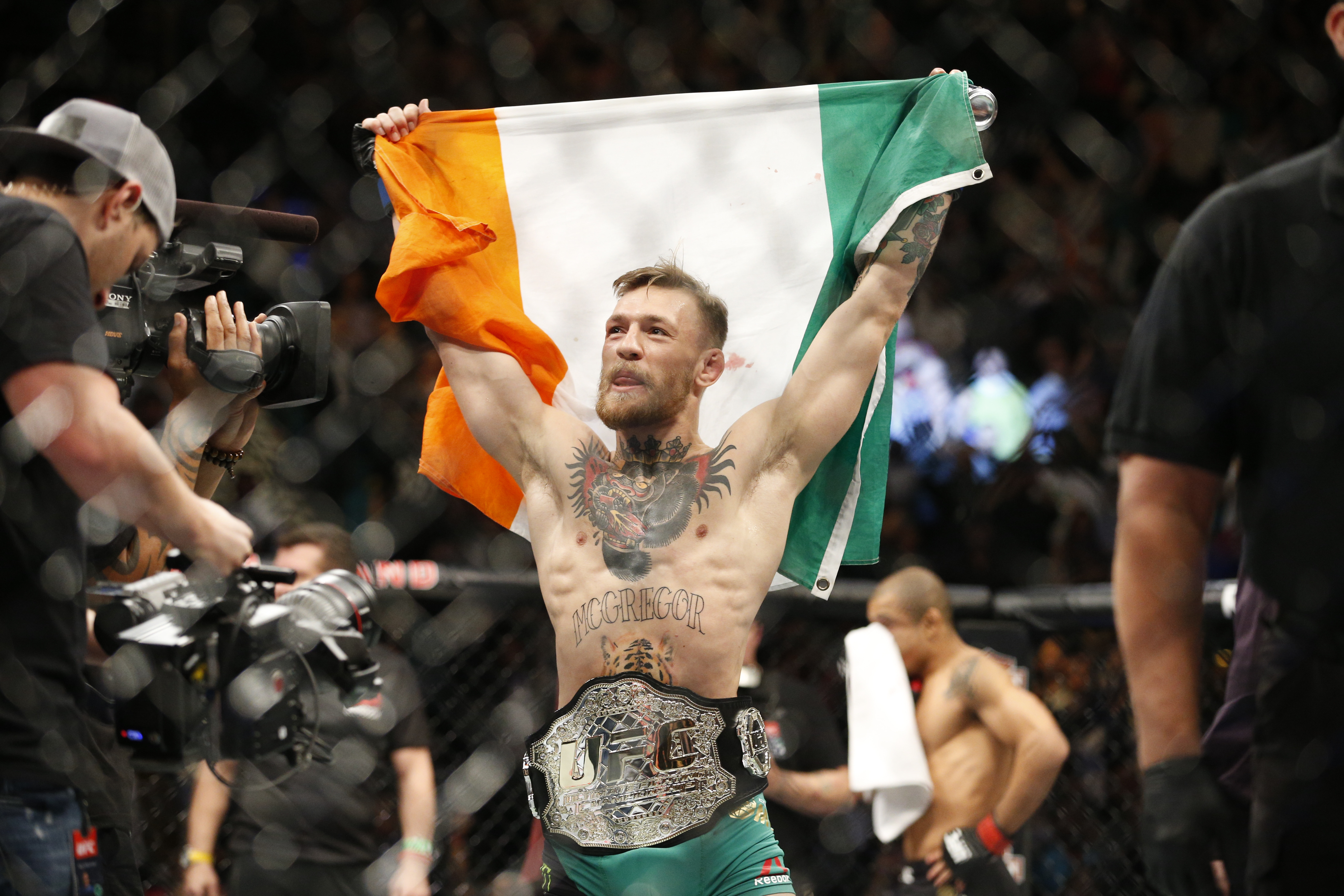 Conor McGregor Releases Statement To Clarify His Retirement PA 25024159