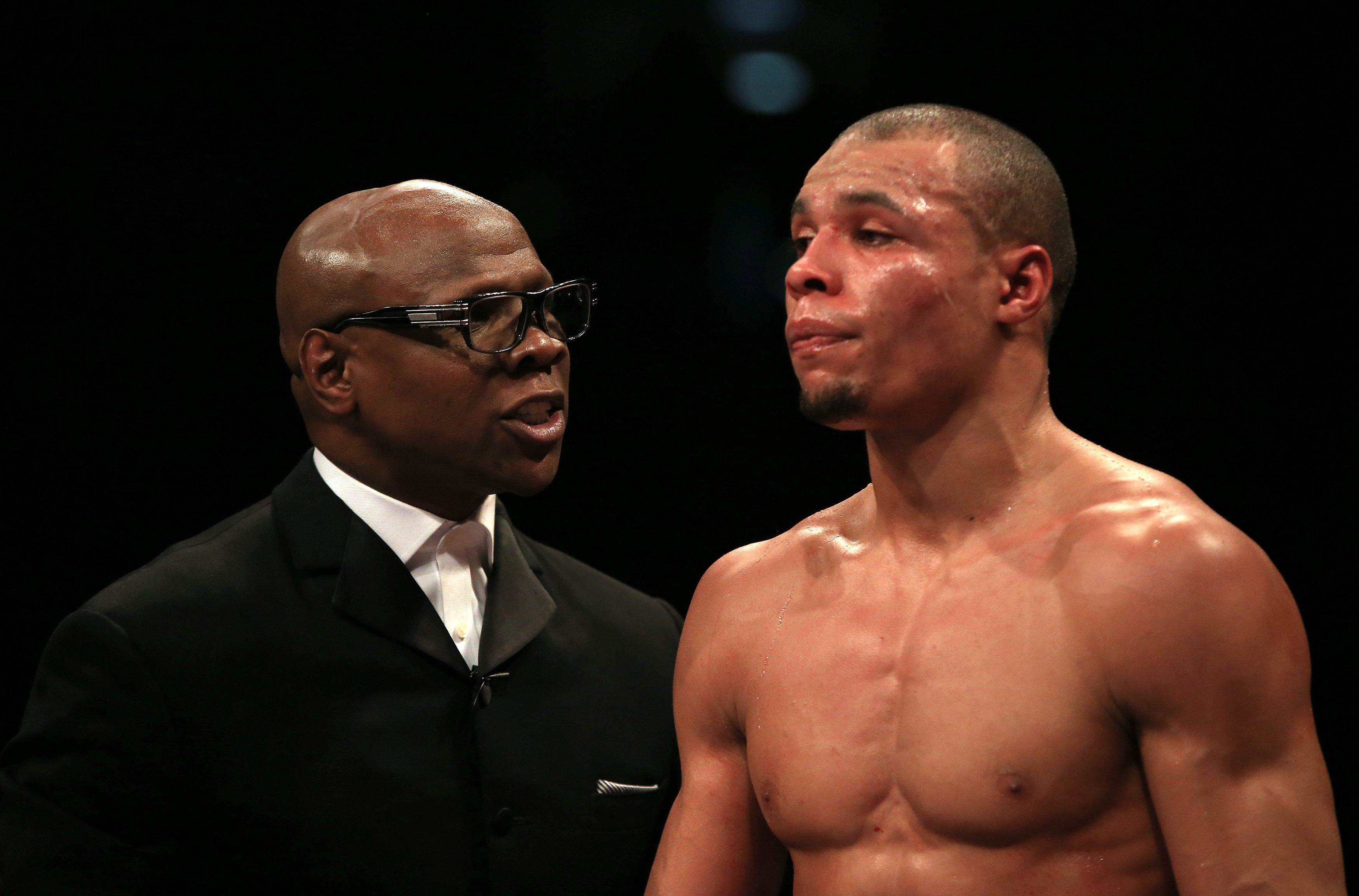 Chris Eubank Snr and Chris Eubank Jnr File Photo