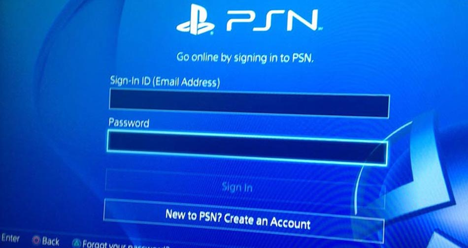 Playstation Getting Feature Xbox Has Had For Three Years PSN sign in