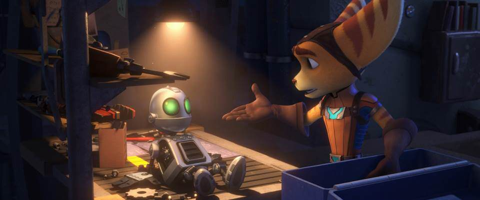 New Scene From Ratchet & Clank Movie Shows How Pair Met Ratchet and clank movie shot 32 by yoshiyoshi700 d80miso