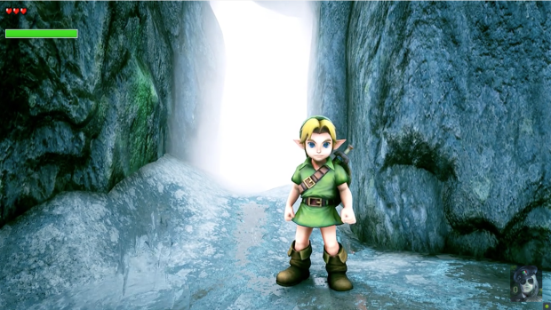 Ocarina Of Time Looks Better Than Ever In Unreal Engine Screen Shot 2016 04 05 at 12.29.15 620x349
