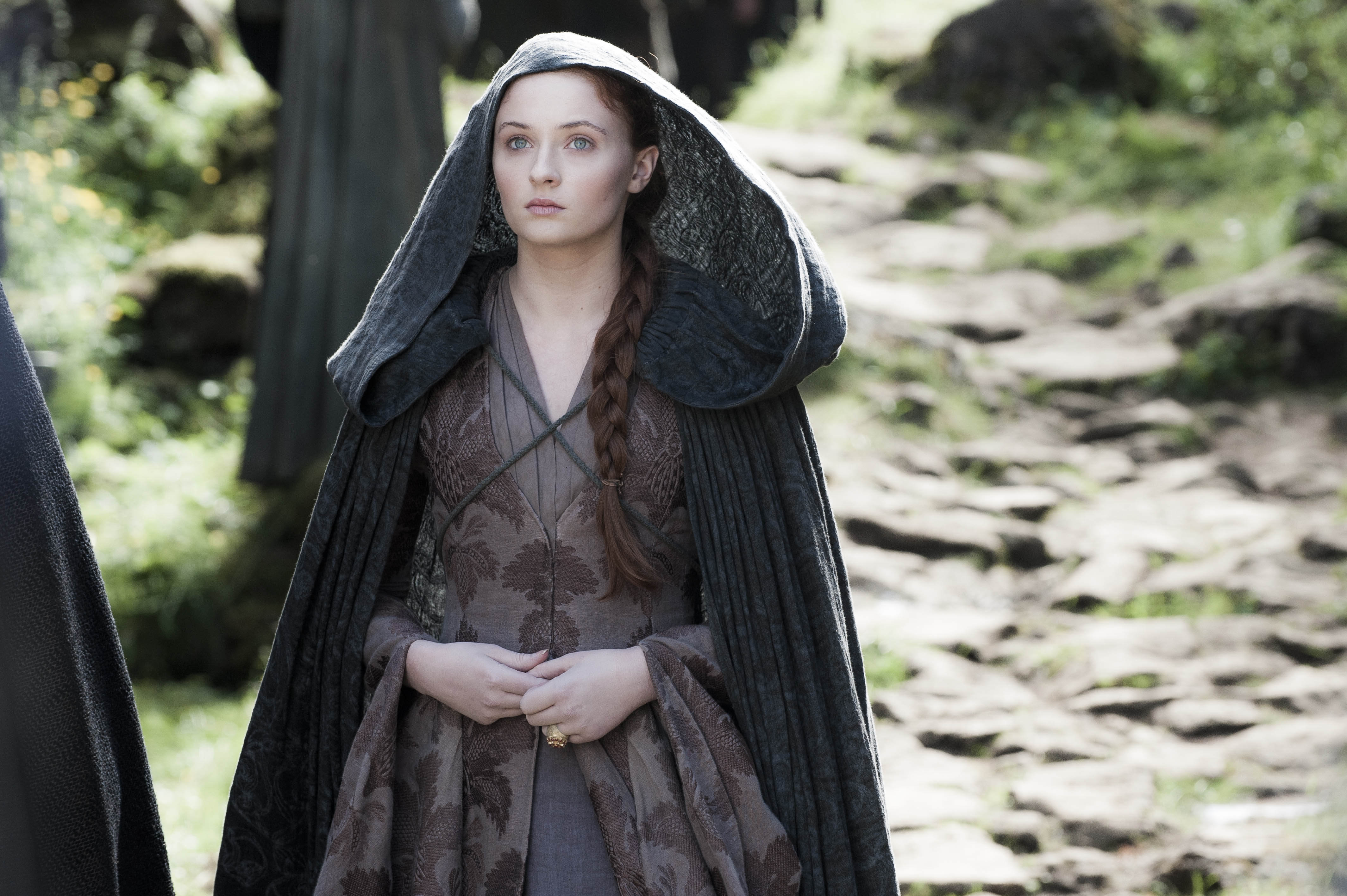 Sansa Stark Is P*ssed Off At How You Pronounce Her Name Season 4 Episode 5 First of His Name game of thrones 37070107 4256 2832