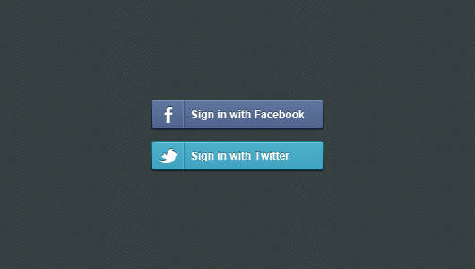 Sign-in-With-Facebook-Twitter-Buttons-Dark