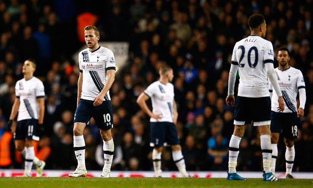 Four Excuses Spurs Fans Can Use After Blowing The League Spurs Brom guardian