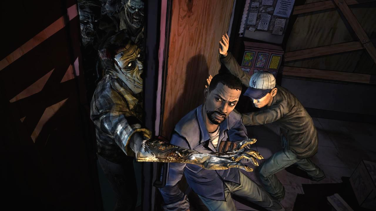 The Walking Dead Season 3 Confirms Returning Character, Connection To Comics The Walking Dead game Android