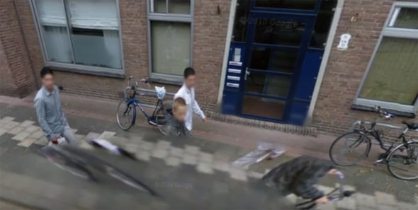 These Are The Weirdest, Most Shocking Things On Google Earth The attackers were soon identified by police 425708