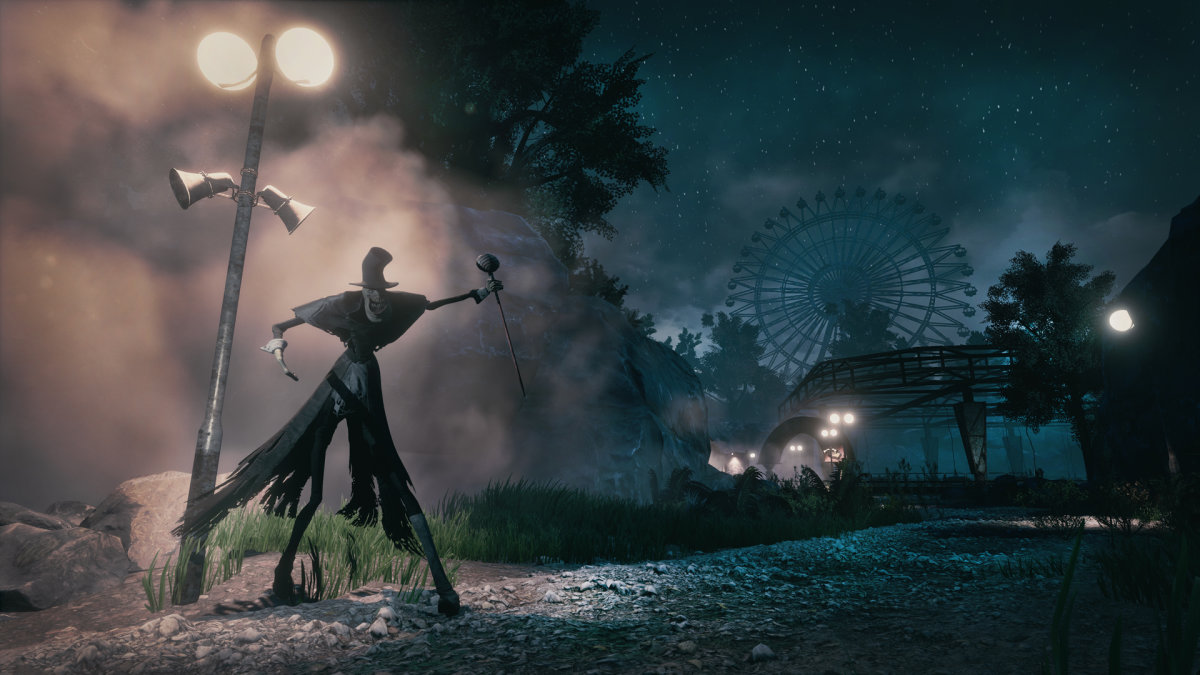 Terrifying Horror Game The Park Gets PS4/Xbox One Release Date The Park Screenshot 5 1080