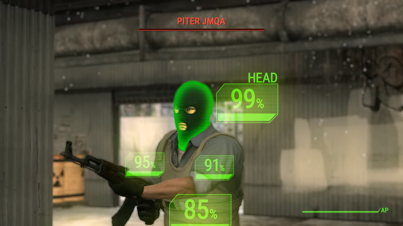 Fallout And Counter Strike Collide In This Incredible Video Untitled 1 2