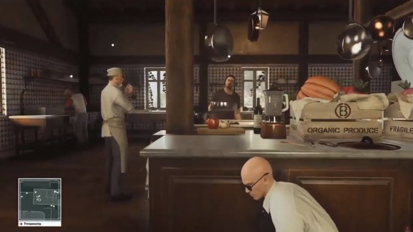 Hitman Episode Two Is More Of The Same   And Thats Awesome Untitled 1 7