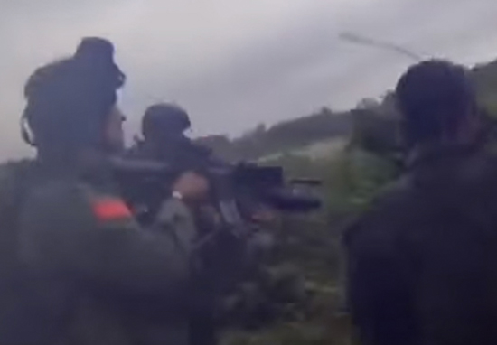 Dramatic Footage Shows Commandos Capture Colombian Drug Lord WEBTHUMBNEW 6