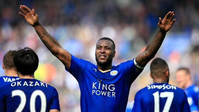 People Are Tipping Wes Morgan For An England Place And Its Hilarious Wes Morgan ITV 1