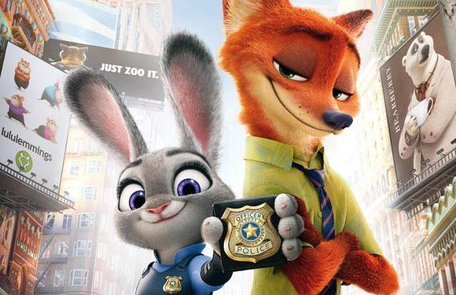 Zootropolis Is A Hilarious And Relevant Movie That I Cant Recommend Highly Enough Zootropolis 640x415