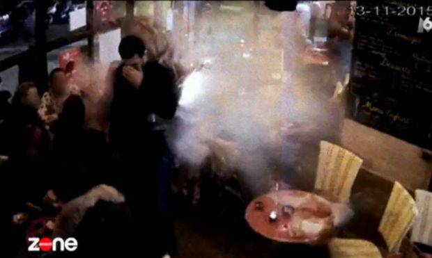 Shocking Moment Paris Attacker Detonates Suicide Bomb In Cafe ad204136966credit is m6zone e1461654081732