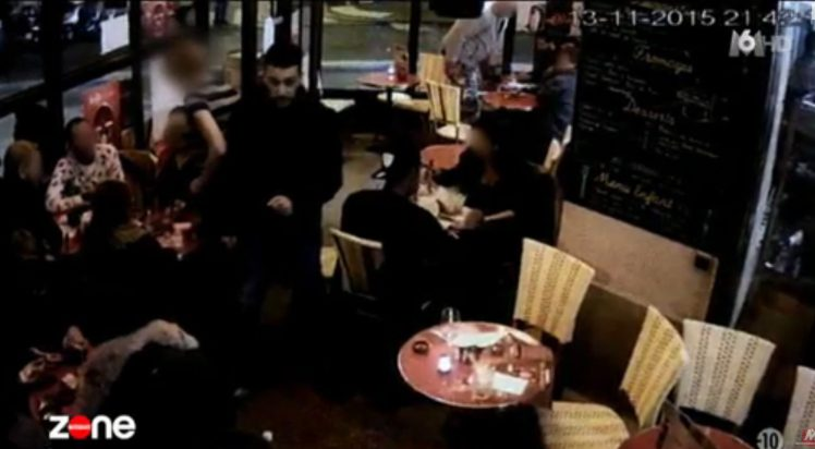 Shocking Moment Paris Attacker Detonates Suicide Bomb In Cafe ad204137159credit is m6zone e1461654201135