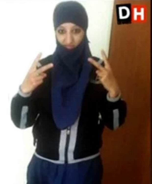 Meet The Woman Who Prevented A Second Terror Attack On Paris ad 202633768