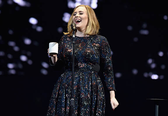 Adele Tells Fans Shes Going To Become A Witch, Because Why Not? adele web thumb