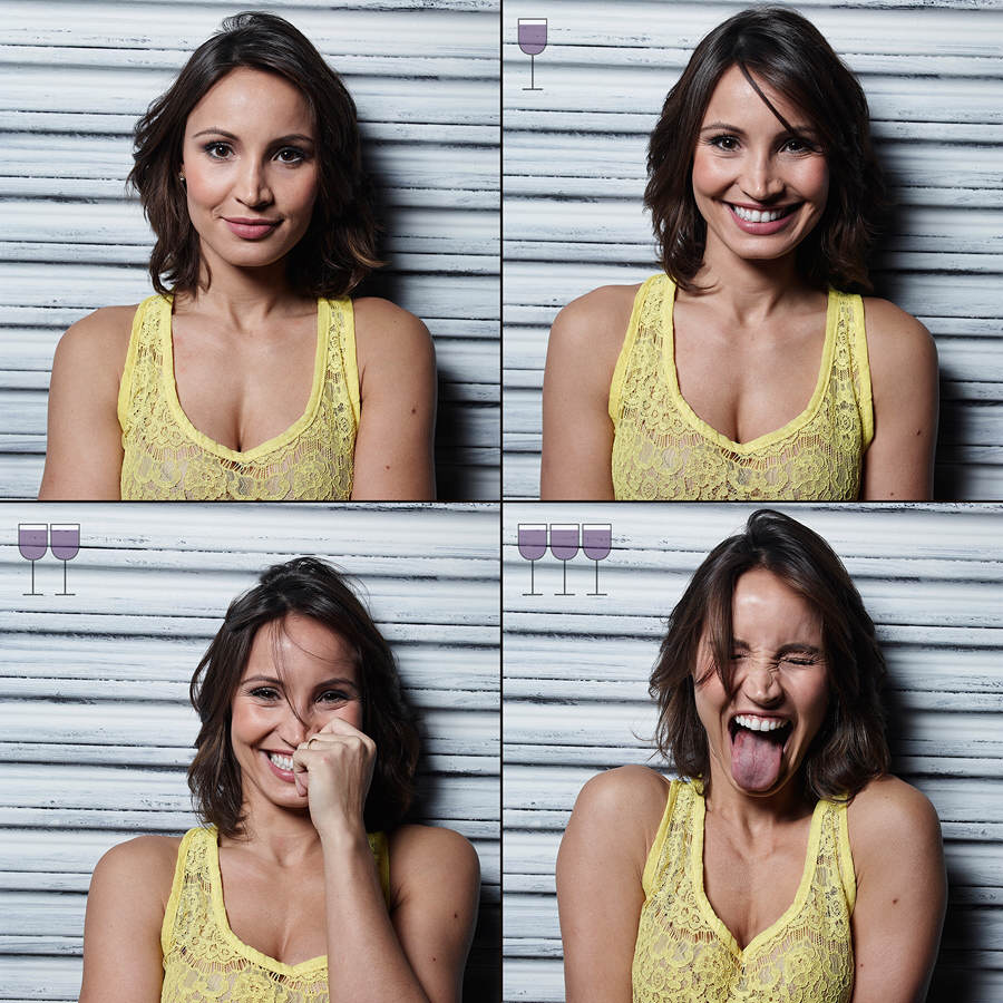Amazing Photos Capture How People Look After A Few Drinks alberti40