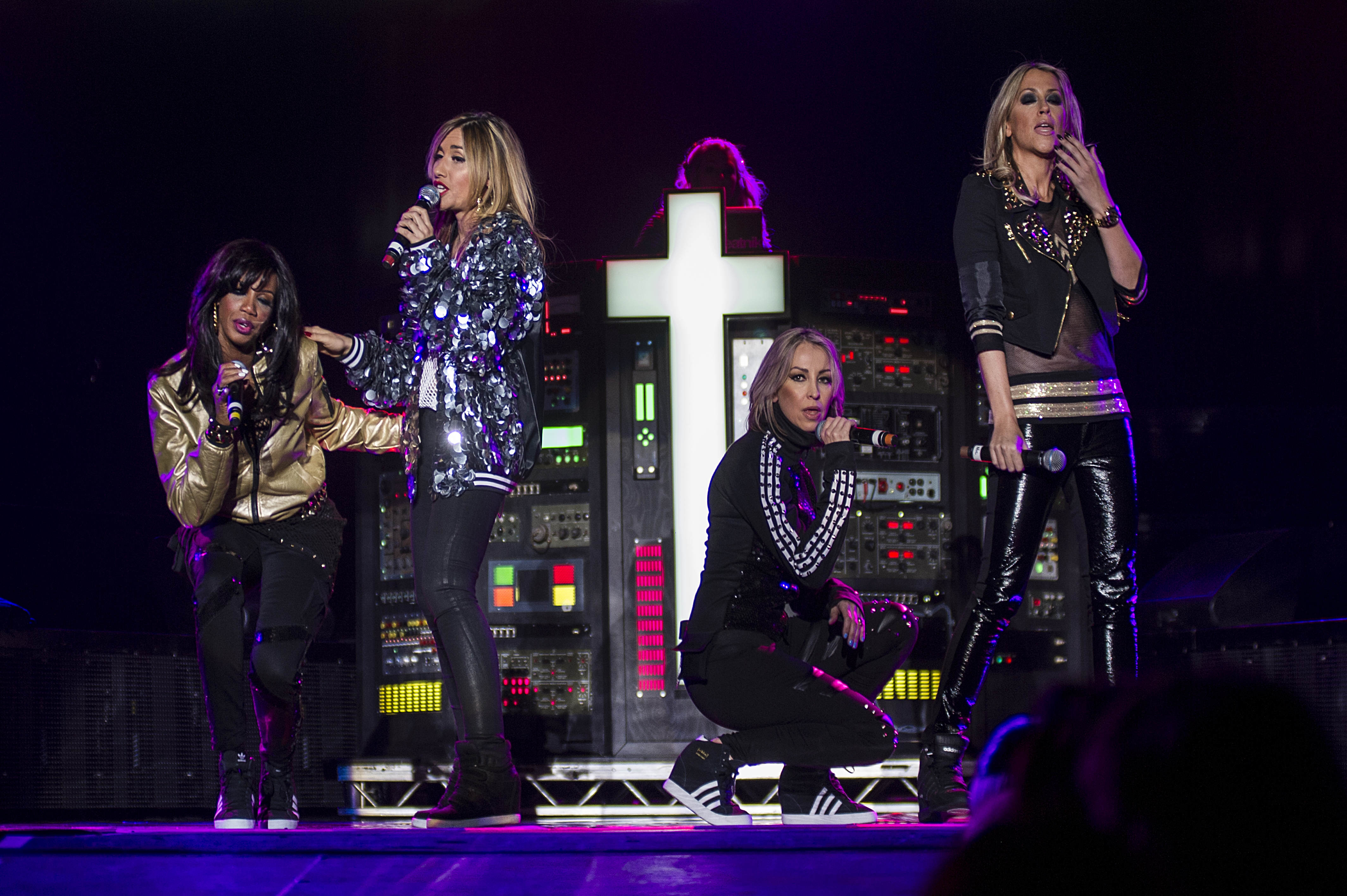 All Saints Reveal The BBC Asked Them To Perform Naked allsaints1