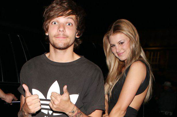 Mum Of Louis Tomlinsons Baby Forced To Deny Bizarre Conspiracy Theory babygate3