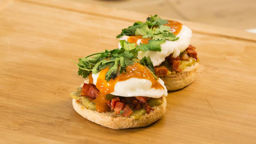 Heres How To Make The Mexican Eggs Benedict benedict1