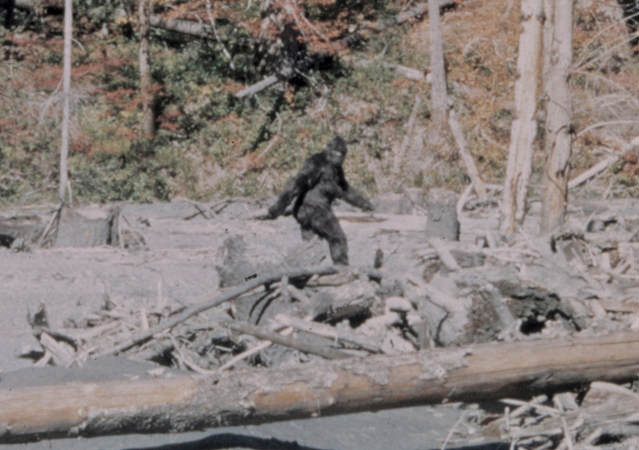 5 Bonkers Conspiracy Theories That Millions Of People Actually Believe bigfoot film fe