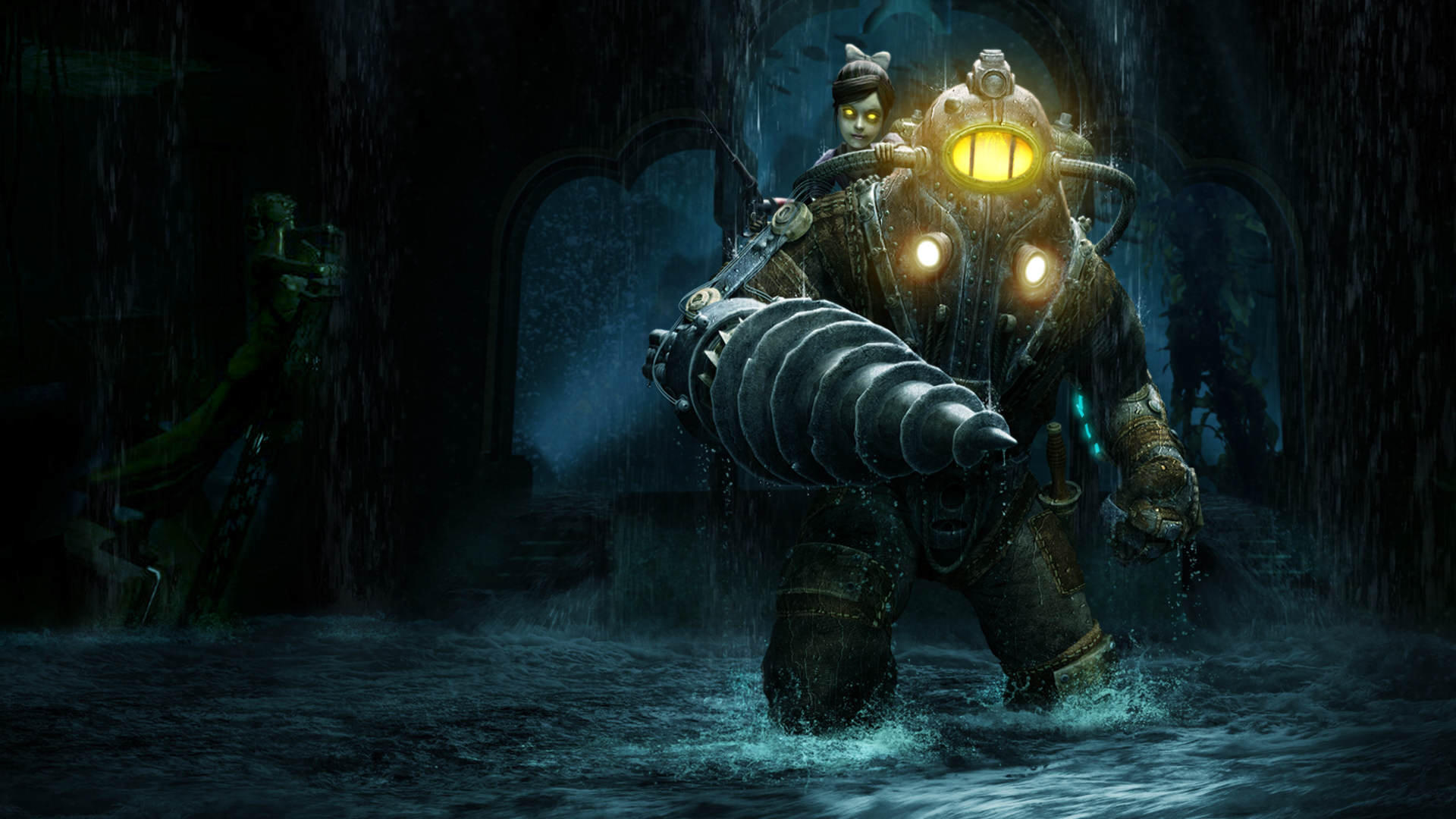 Yet More Unofficial Confirmation Of BioShock: The Collection bioshock 2