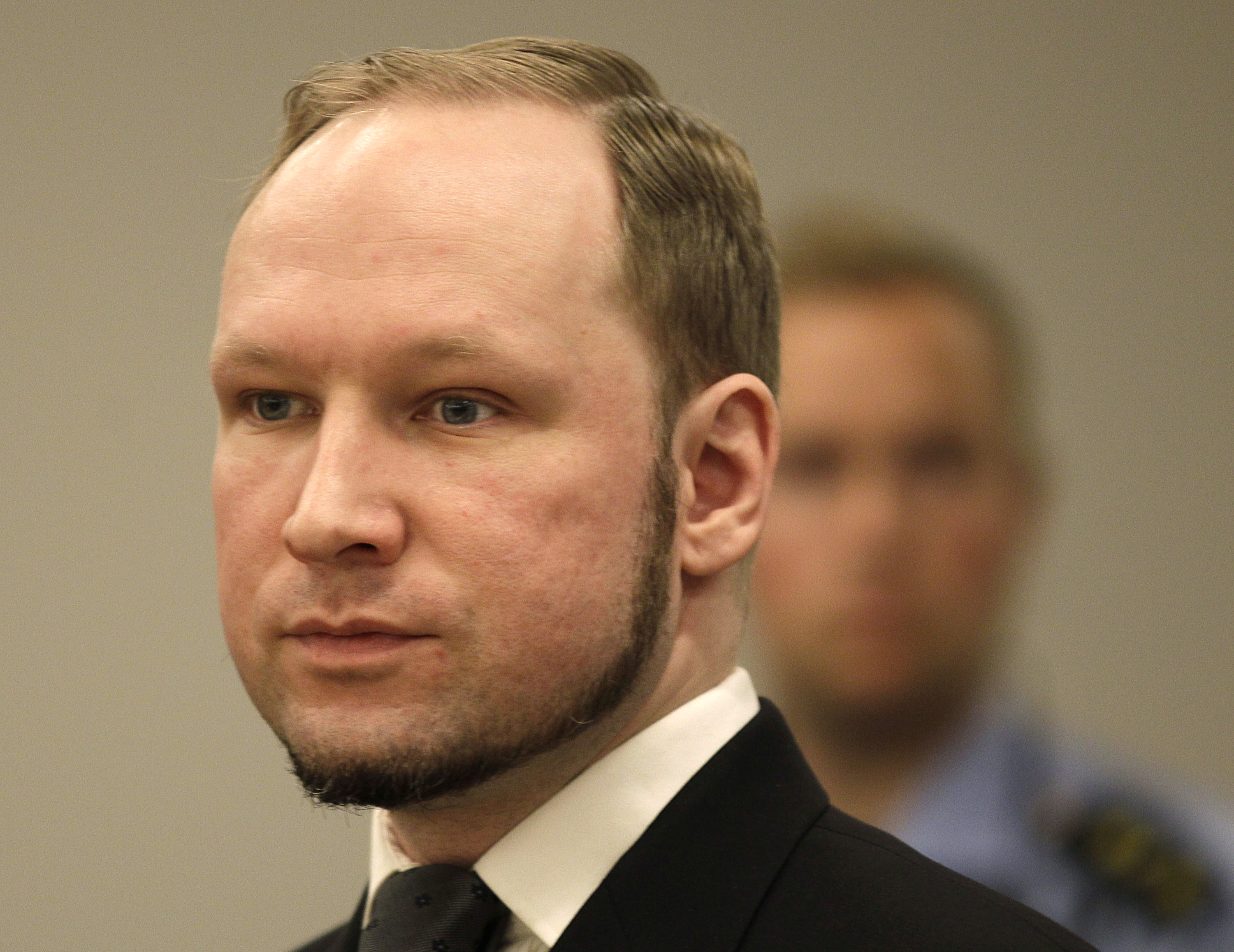 Court Has Ruled Whether Anders Breivik Had Human Rights Violated breivik3