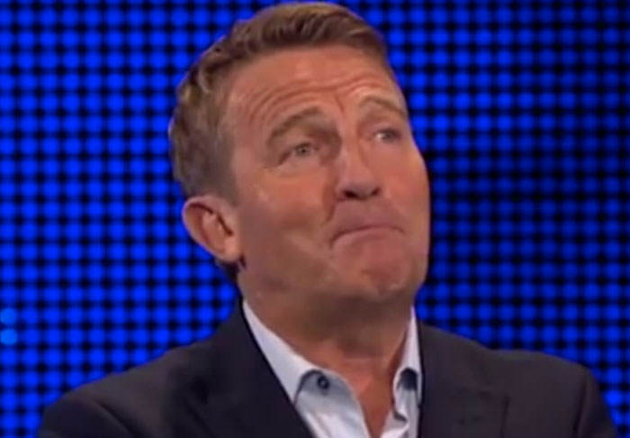 Bradley Walsh Loses His Sh*t At The Chase Question, Twitter Follows Suit chase1